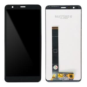 Asus Zenfone Max Plus (M1) ZB570TL - Full Front LCD Digitizer Black