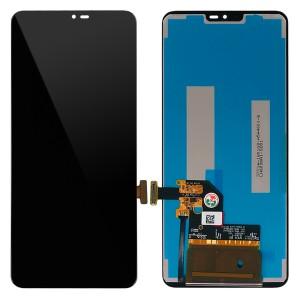 LG G7 ThinQ - Full Front LCD Digitizer Black