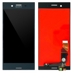Sony Xperia XZ Premium G8141 G8142 - OEM Full Front LCD Digitizer Deepsea Black