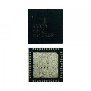 Macbook - CPU / GPU RISL95828HRTZ  U7100 Power IC Replacement