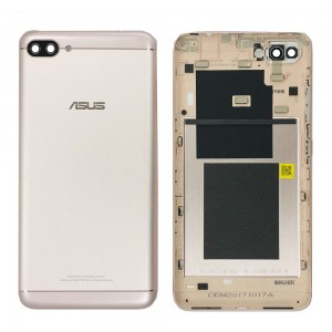 Asus Zenfone 4 MAX ZC554KL - Back Housing Cover Gold