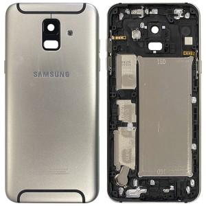 Samsung Galaxy A6 (2018) A600 - Back Housing Cover Gold