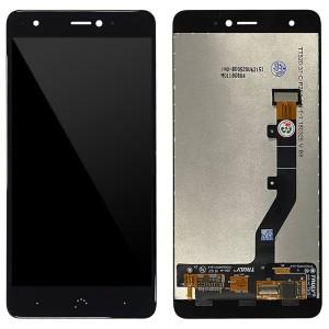 BQ Aquaris X / X Pro - Fulll Front LCD Digitizer Black