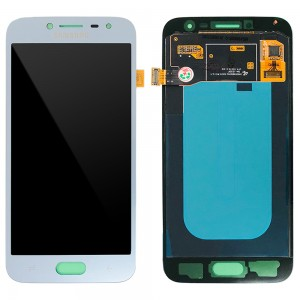 Samsung Galaxy J2 Pro J250 (2018) - Full Front LCD Digitizer Silver