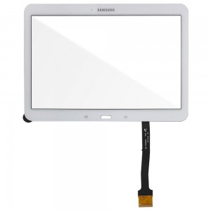 Samsung Galaxy Tab 4 10.1 T530 / T531 / T535  - Vidro Touch Screen Branco