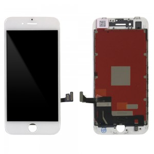 iPhone 8 - LCD Digitizer White EBS