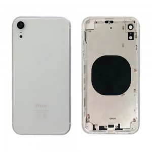 iPhone XR - Back Housing Cover White