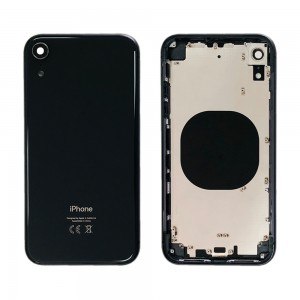 iPhone XR - Back Housing Cover Black