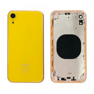 iPhone XR - Back Housing Cover Yellow