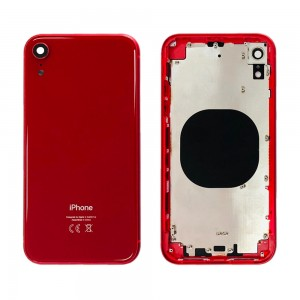 iPhone XR - Back Housing Cover Red