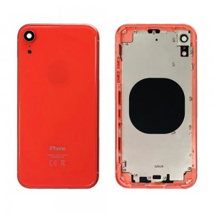 iPhone XR - Back Housing Cover Coral