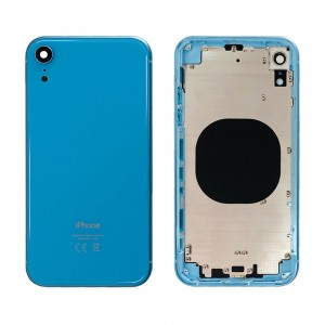 iPhone XR - Back Housing Cover Blue