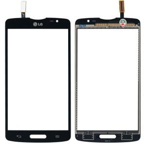 LG L80 D373 D375 - Front Glass Digitizer Black