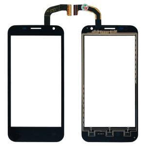 ZTE Vodafone Smart 4G 888N - Front Glass Digitizer Black