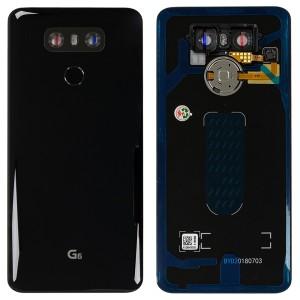 LG G6 H870 - Battery Cover Black