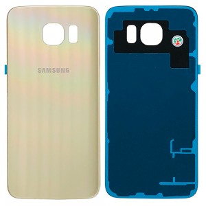 Samsung Galaxy S6 G920 - Battery Cover Gold A+++