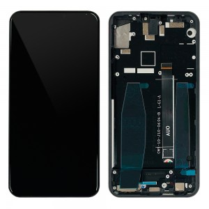Asus Zenfone 5Z ZS620KL - Full Front LCD Digitizer with Frame Black
