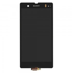 Sony Xperia Z L36H C6603 - Full Front LCD Digitizer Black