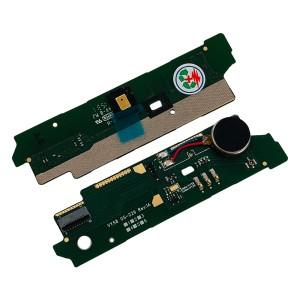 Sony Xperia M2 Aqua D2403 - Microphone PCD Board with Vibrator