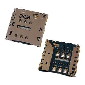 BQ Aquaris E5 - Sim Reader Connector Port