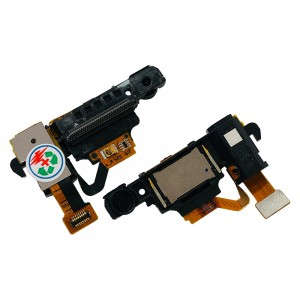 Blackberry Z10 - Power Button with Audio Jack Flex Cable