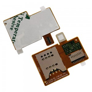 Sony Xperia Miro ST23 ST23i ST23a - Sim Reader Flex Cable