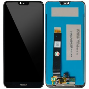 Nokia 7.1 - Full Front LCD Digitizer Black