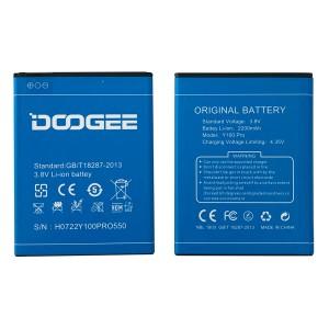 Doogee  Valencia 2 Y100 Pro - Battery GB/T 18287-2013 2200mAh