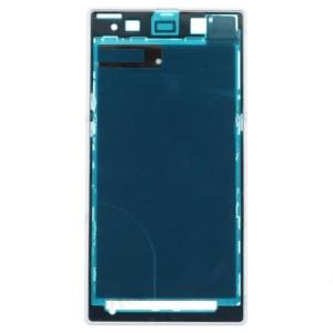 Sony Xperia Z1 L39H - LCD Frame  White