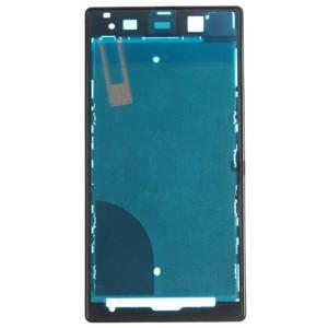 Sony Xperia Z1 L39H - LCD Frame Black