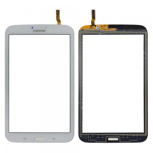 Samsung Galaxy Tab 3 8.0 WiFi Version T310 - Front Glass Digitizer White