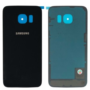 Samsung Galaxy S6 G920 - Battery Cover Black Saphire  A+++