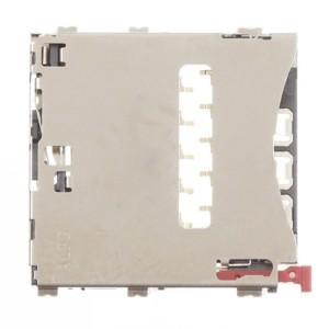 Sony Xperia Z1 mini XL39 L39h Z2 T2 C6902 C6903 D5503 C6802 M2 M51w - SIM Reader Connector