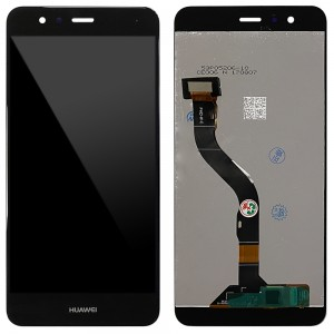 Huawei Ascend P10 Lite - Full Front LCD Digitizer Black (FHD-W-C)