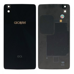 Alcatel One Touch Idol 4 6055 - Battery Cover Black