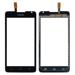 Huawei Ascend Y530 - Front Glass Digitizer Black