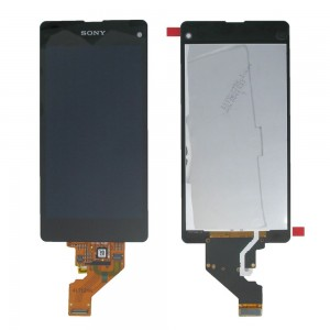 Sony Xperia Z1 Compact D5503 - Full Front LCD Digitizer OEM Black