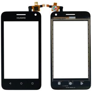 Huawei Ascend Y360 - Front Glass Digitizer Black