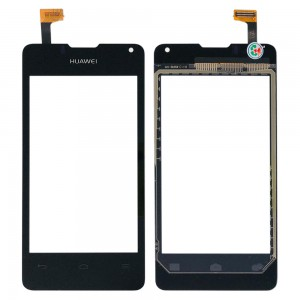 Huawei Ascend Y300 - Front Glass Digitizer Black