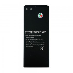 Huawei Ascend G730 / Honor 3C - Battery 2300mAh 8.7Wh