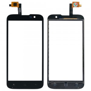 BQ Aquaris 5 - Front Glass Digitizer Black