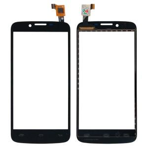 BQ Aquaris 5HD - Front Glass Digitizer Black
