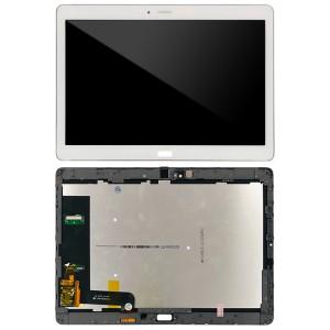 Huawei MediaPad M2-A01W - Full Front LCD Digitizer White