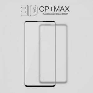 Samsung Galaxy S10 Plus G975 - NillKin 3D CP+ Max Full Coverage Anti-explosion Tempered Glass