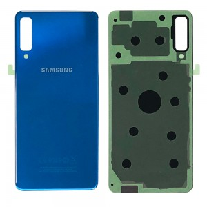 Samsung Galaxy A7 2018 A750 - Battery Cover Blue