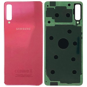Samsung Galaxy A7 2018 A750 - Battery Cover Pink