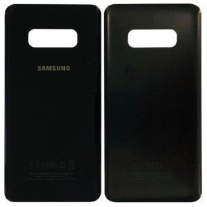 Samsung Galaxy S10e G970 - Battery Cover with Adhesive Black