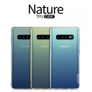 Samsung Galaxy S10 Plus G975 - Nillkin Nature TPU Case 0.6mm