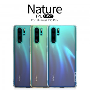 Huawei P30 - Nillkin Nature TPU Case 0.6mm