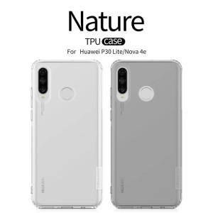 Huawei P30 Lite - Nillkin Nature TPU Case